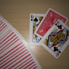 カードマジックのビジター