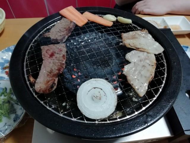カセットフー用焼き肉プレート