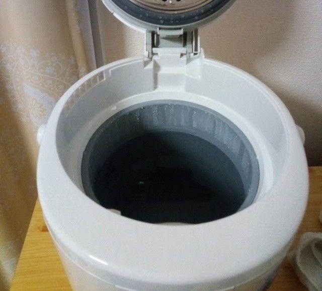 加湿器の内部