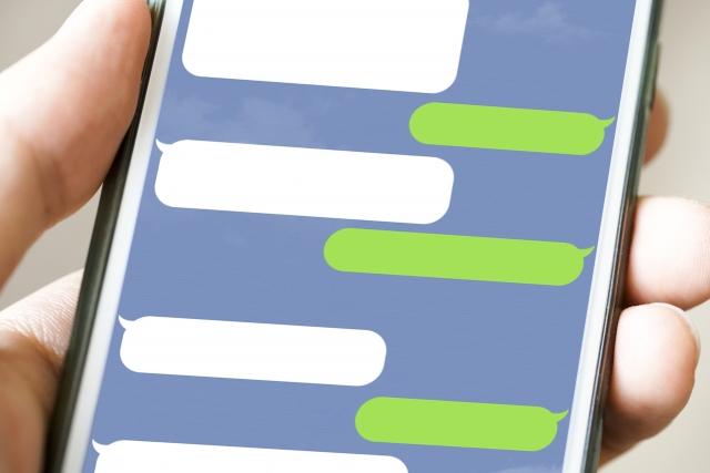 LINEアプリのイメージ